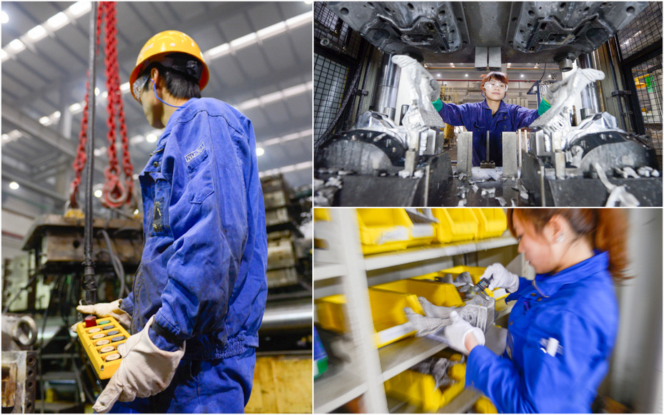 Corporate and Factory Photography Shanghai