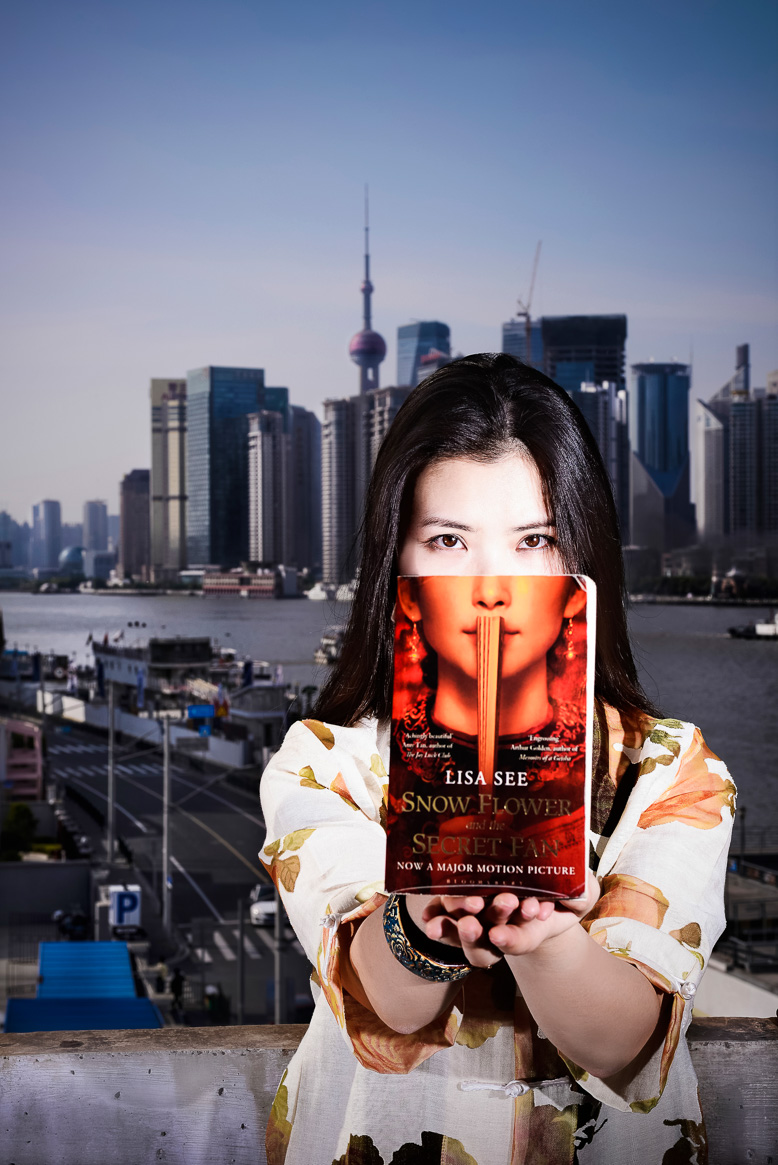 Book China Girl Shanghai Photographer Thierry Coulon