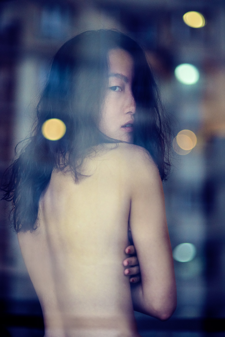 Lukia Shanghai Portrait Photographer Thierry Coulon