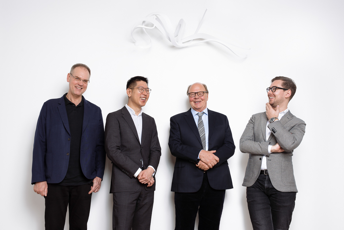 Shanghai Corporate Portrait Photographer Thierry Coulon for Lisson Gallery Shanghai